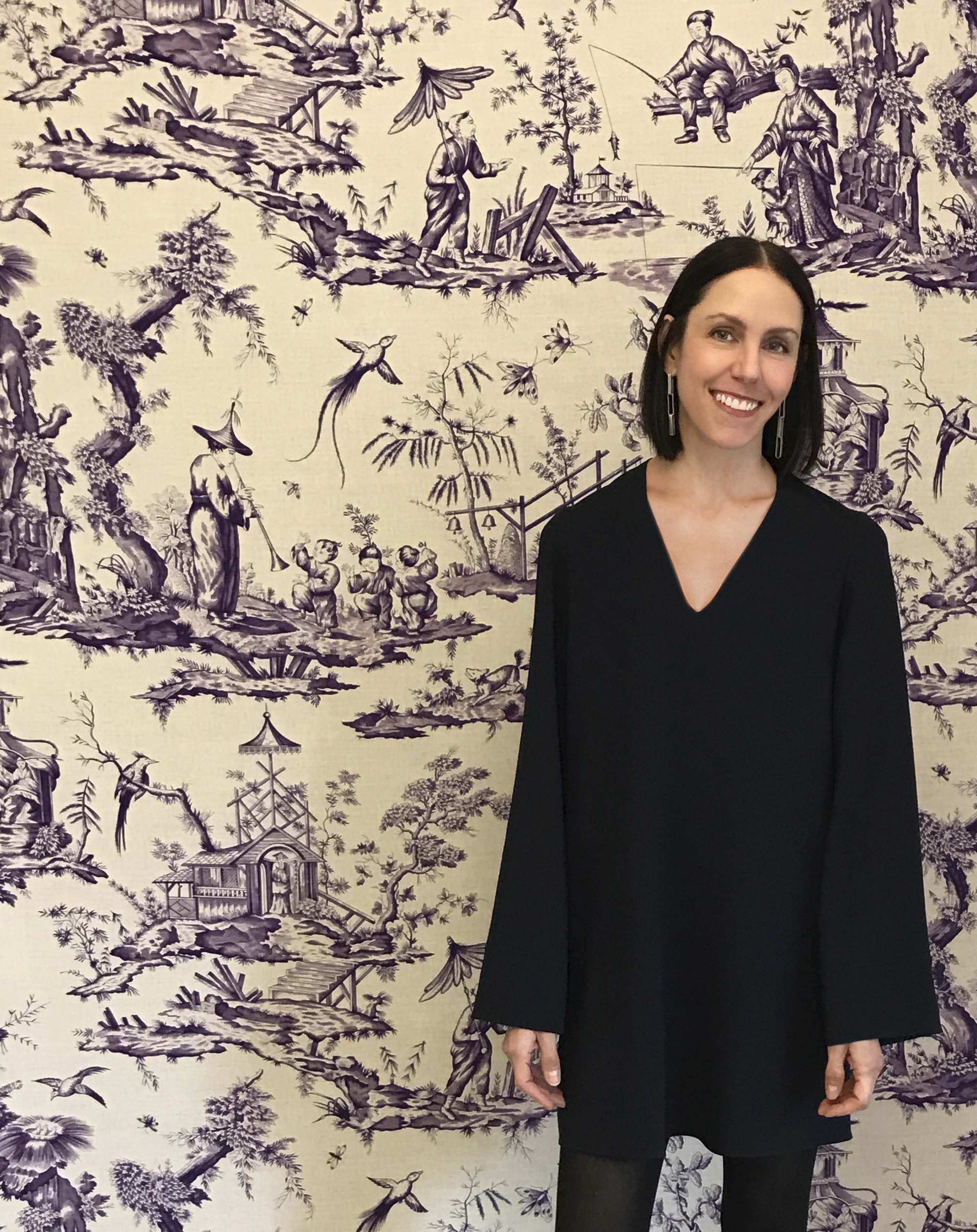 CLOTH & KIND // Meet Schumacher's Director of Design, Pam Marshall