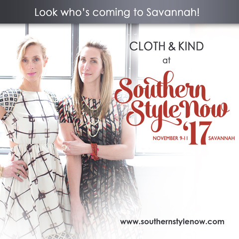 CLOTH & KIND Interiors // Southern Style Now