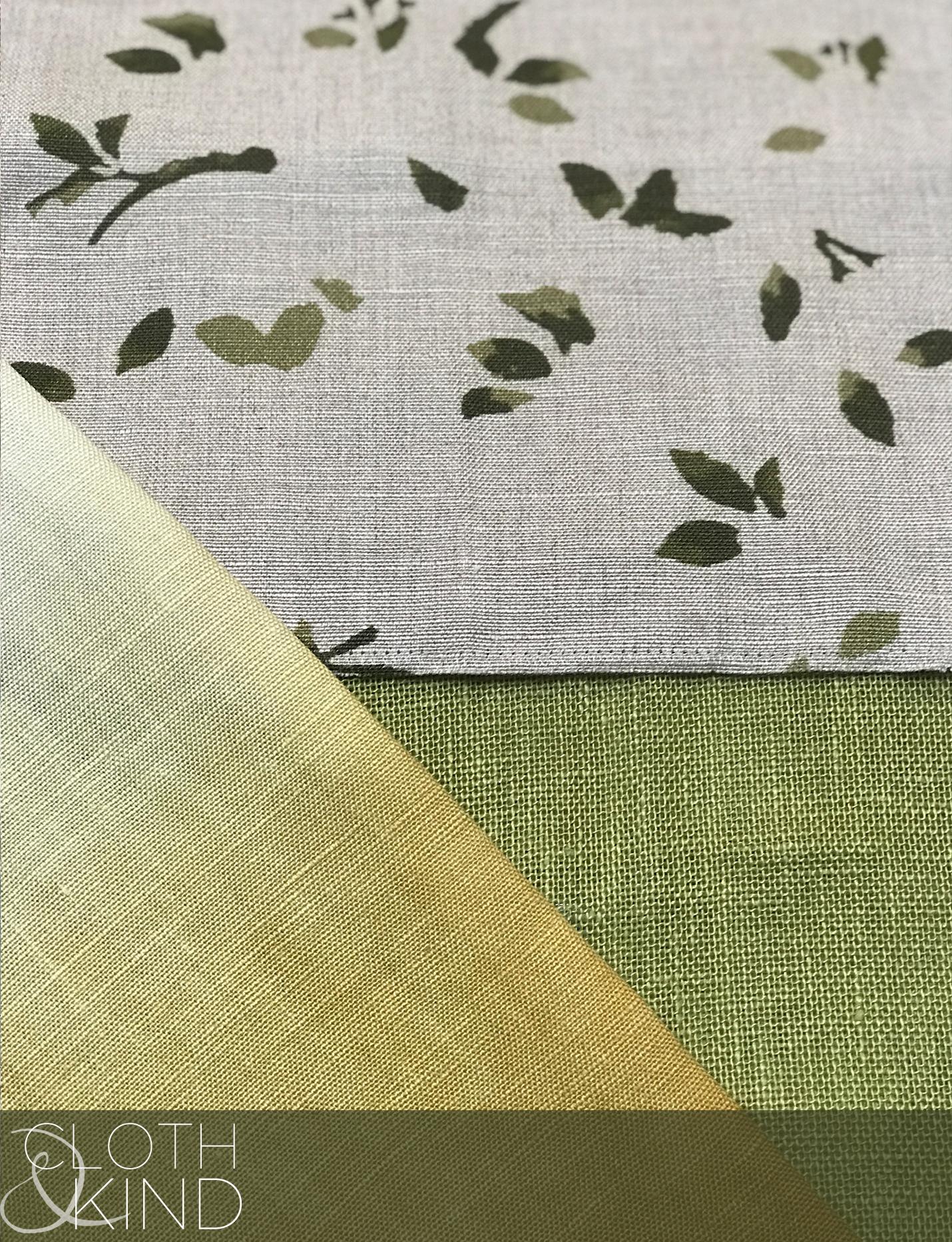 CLOTH & KIND // Palette, No. 59