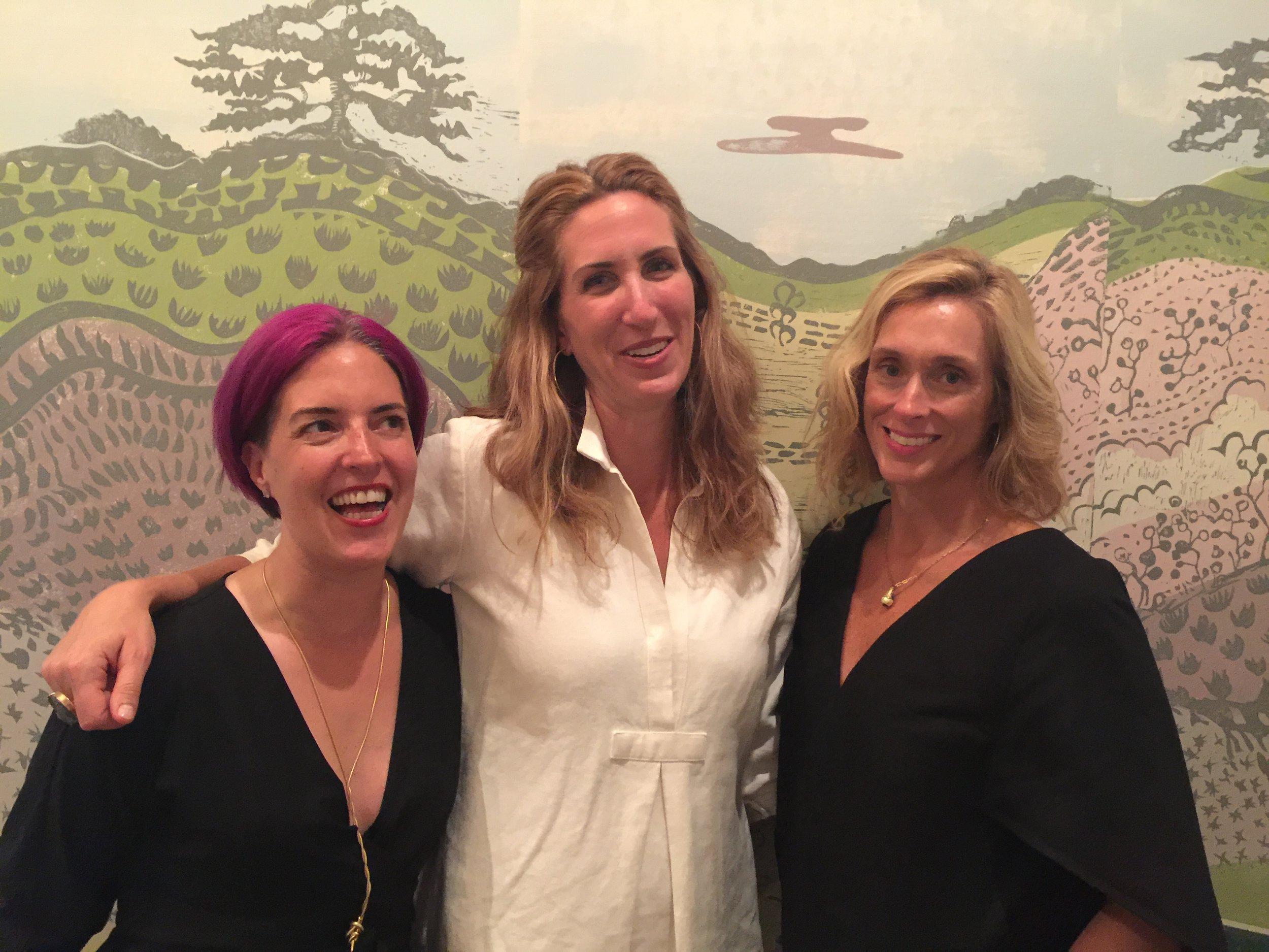 CLOTH & KIND + Paper Mills // Amy Mills, Krista Nye Nicholas & Tami Ramsay