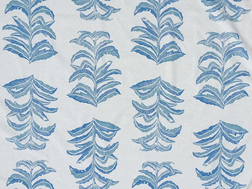 Krane Home_KF 201-03 Banana Leaf Sapphire Fabric.jpg