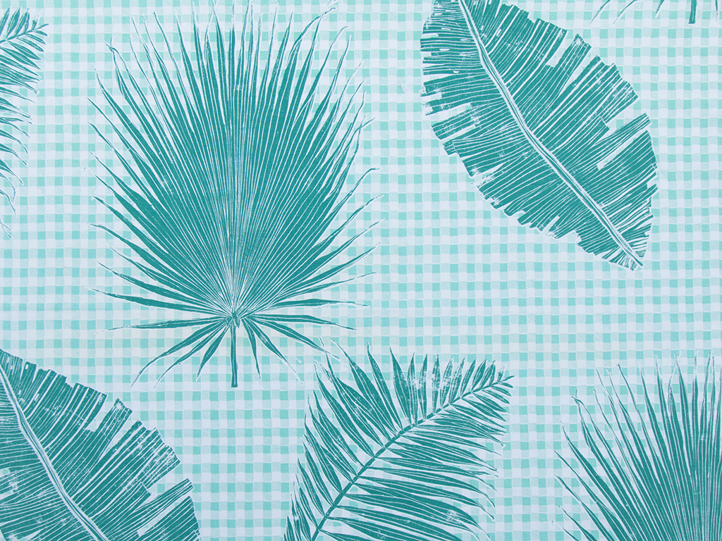 Krane Home_KF230-02 Gingham Jungle Jade Fabric.jpg