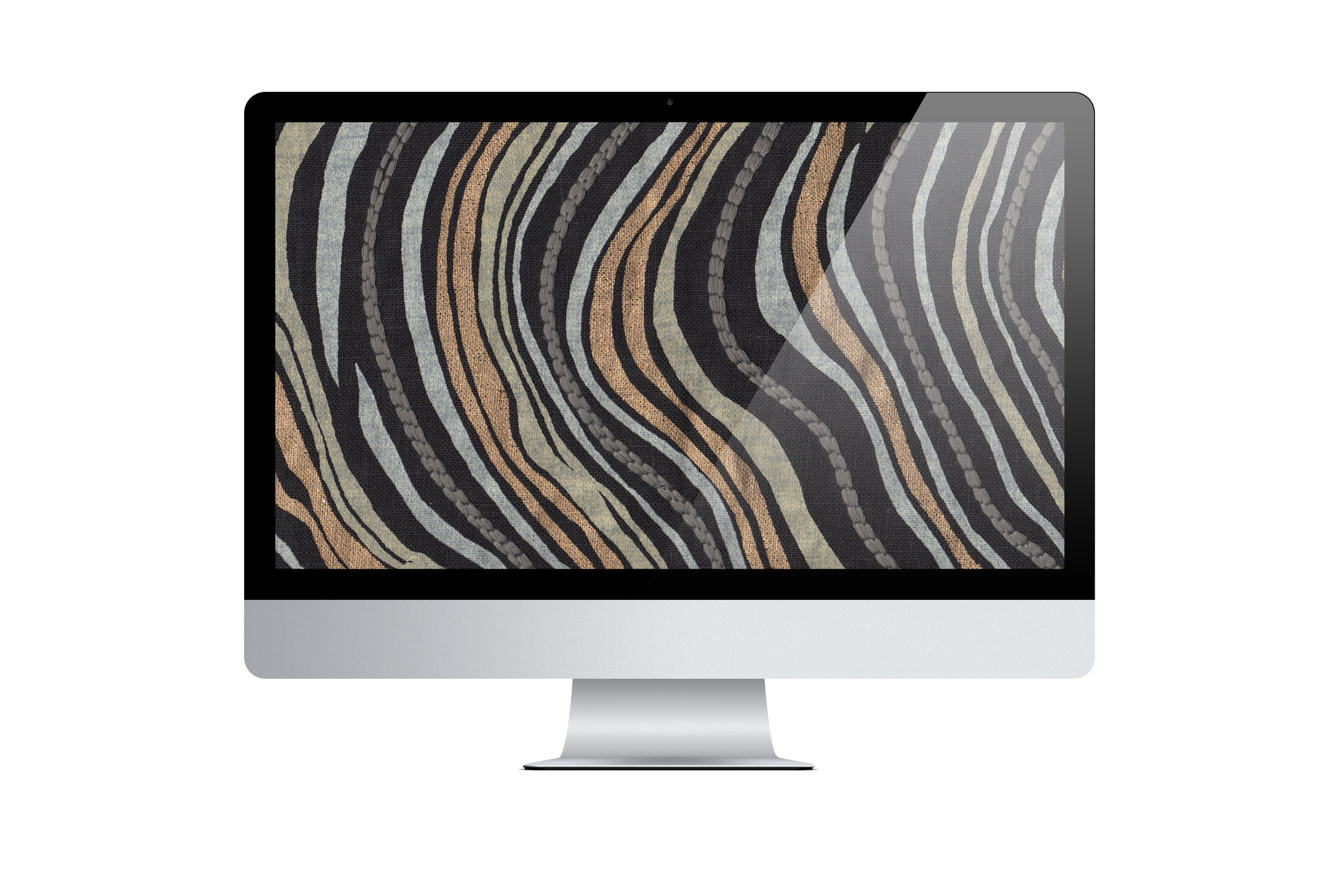 CLOTH & KIND // Seema Krish, Interior Design for Your Desktop