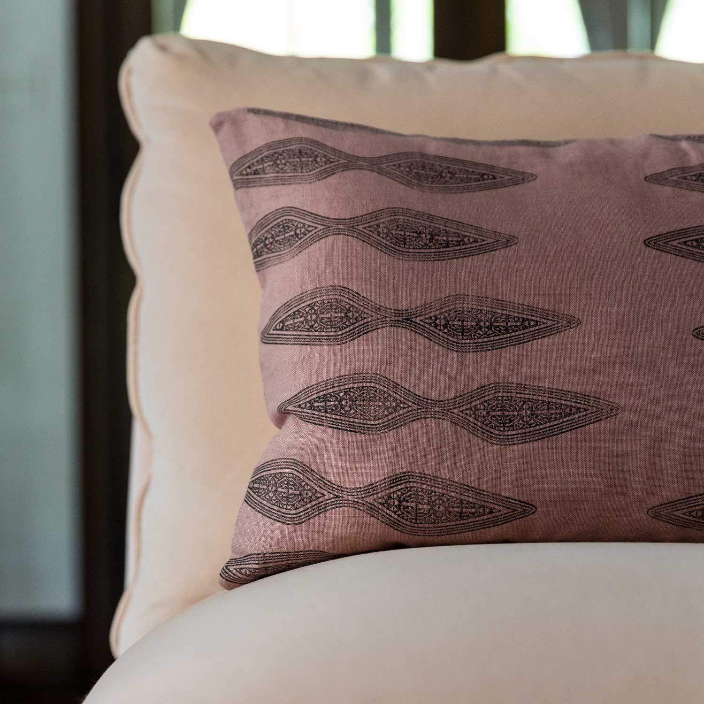 CLOTH & KIND :: Ann Arbor Hills Tudor, Living Room Chair Detail.jpg