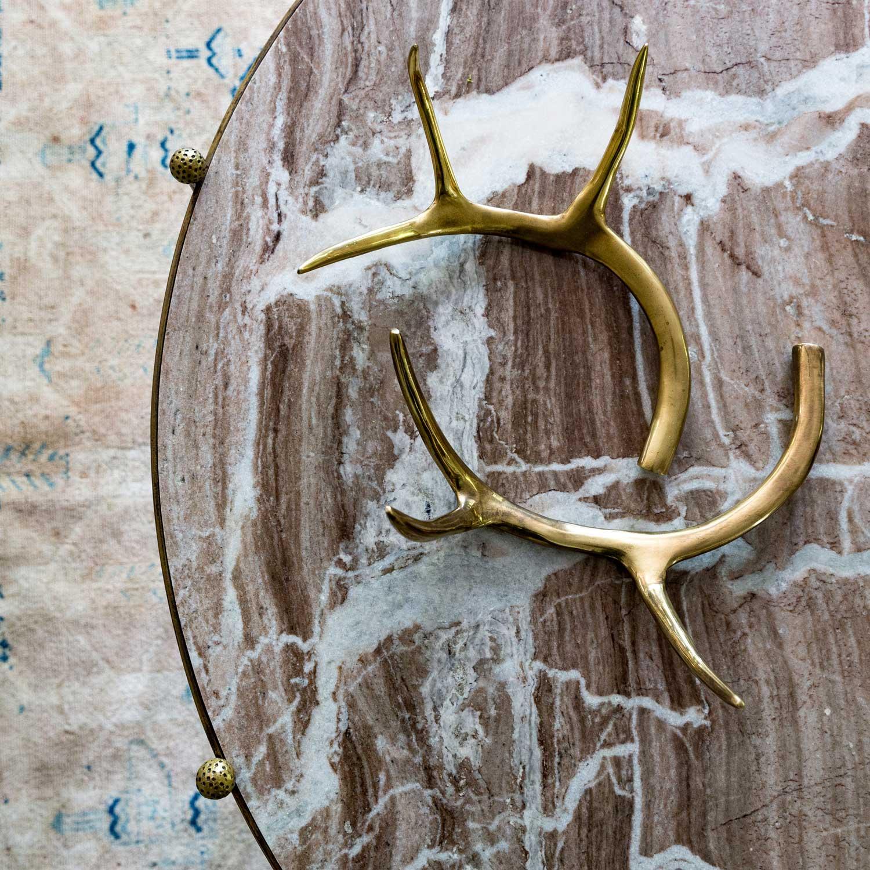CLOTH & KIND :: Ann Arbor Hills Tudor, Living Room Table Detail.jpg