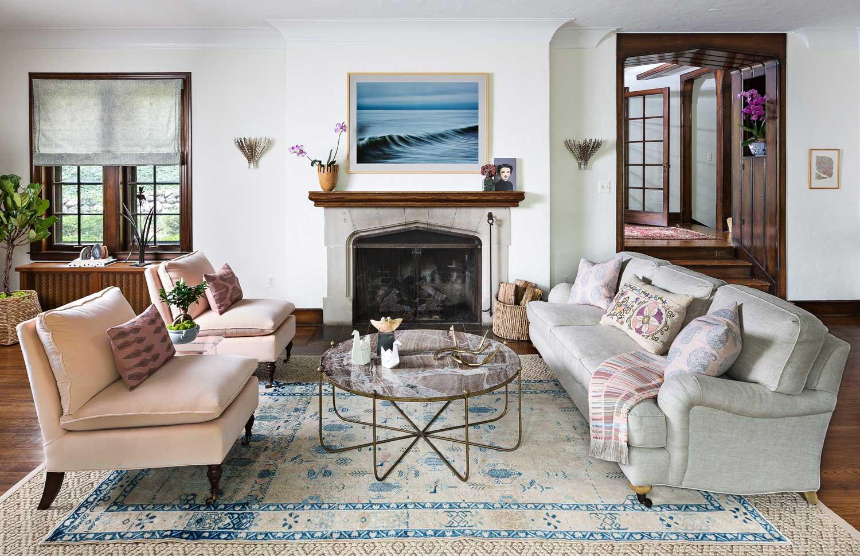 CLOTH & KIND :: Ann Arbor Hills Tudor, Living Room.jpg