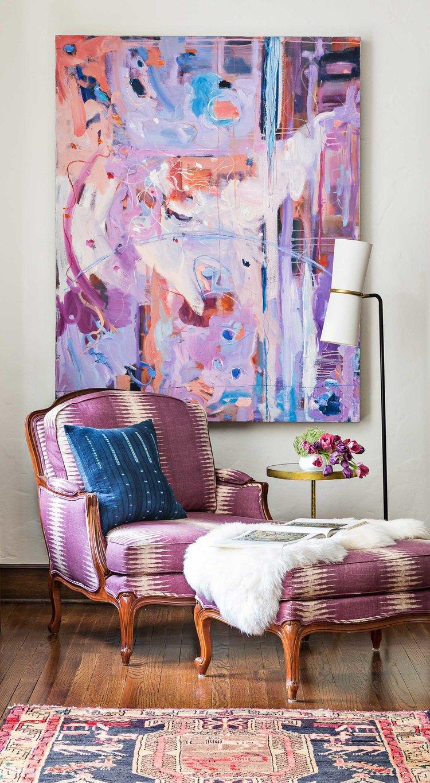 CLOTH & KIND :: Ann Arbor Hills Tudor, Sitting Room Chair.jpg