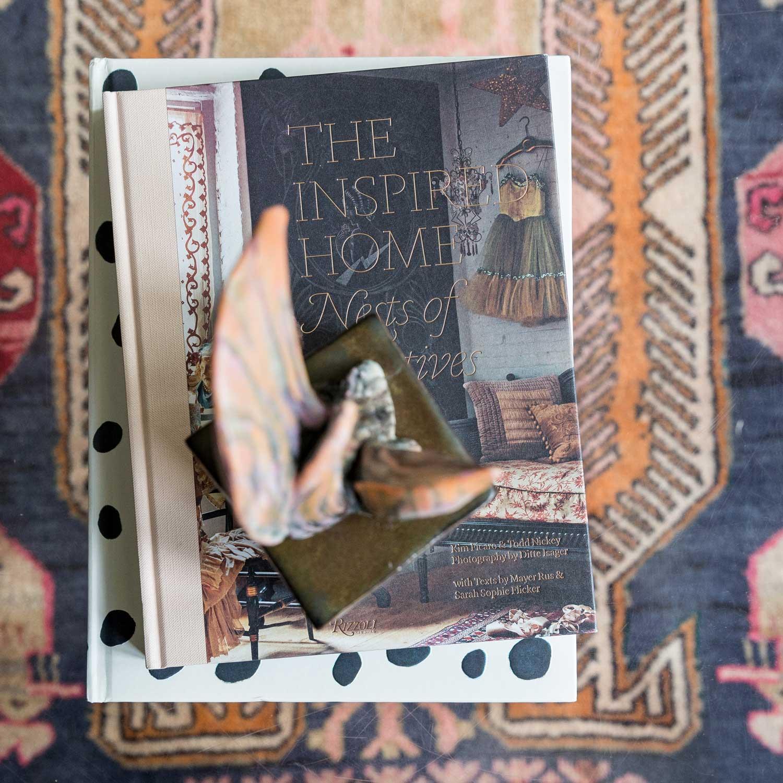 CLOTH & KIND :: Ann Arbor Hills Tudor, Sitting Room Decor Detail.jpg