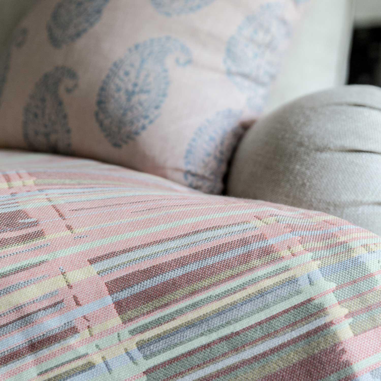 CLOTH & KIND :: Ann Arbor Hills Tudor, Sitting Room Pillow Detail.jpg
