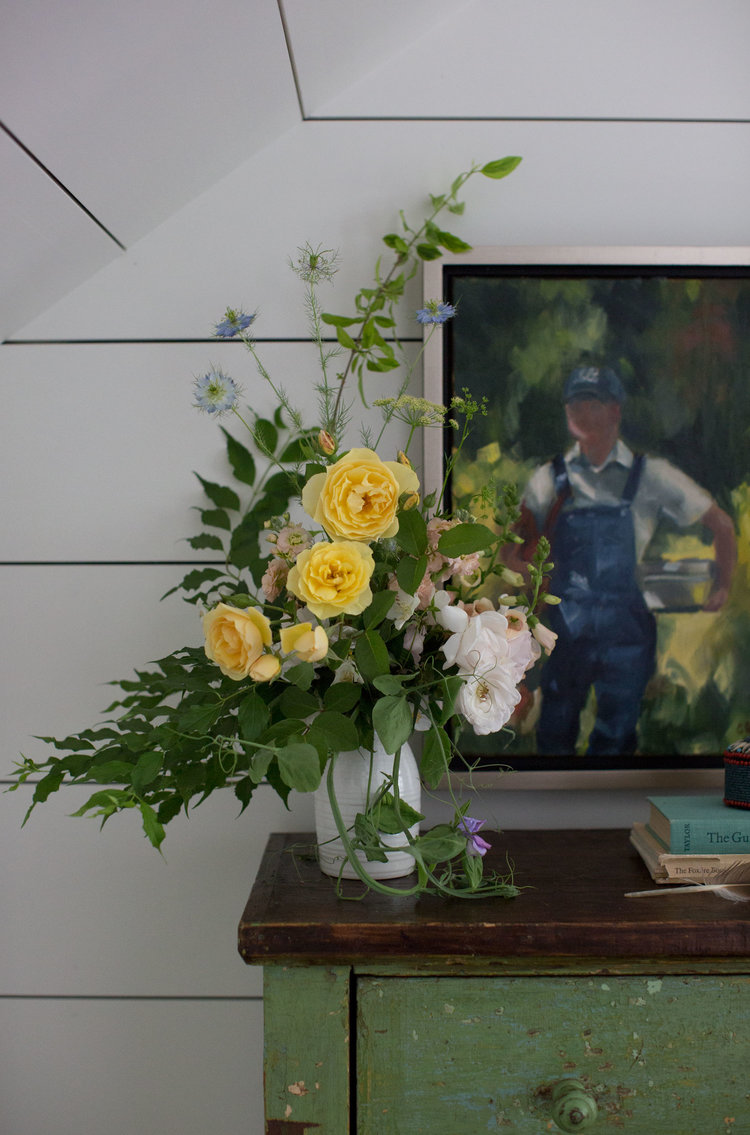 CLOTH & KIND :: Modern Farmhouse, Hallway Detail.jpg