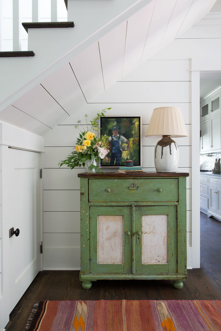 CLOTH & KIND :: Modern Farmhouse, Hallway.jpg