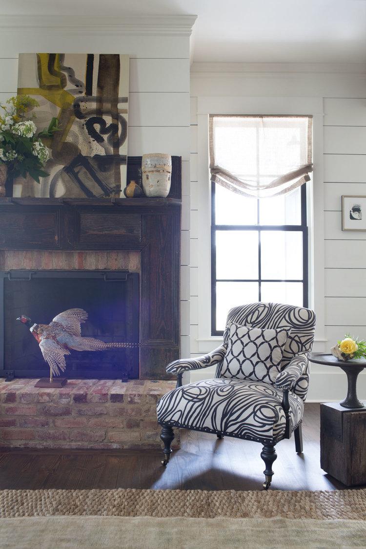 CLOTH & KIND :: Modern Farmhouse, Living Room Detail.jpg