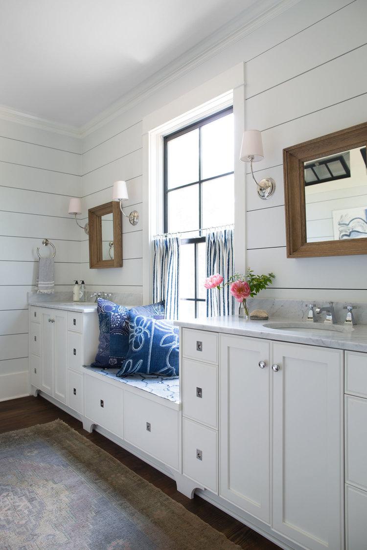 CLOTH & KIND :: Modern Farmhouse, Master Bathroom Vanity.jpg