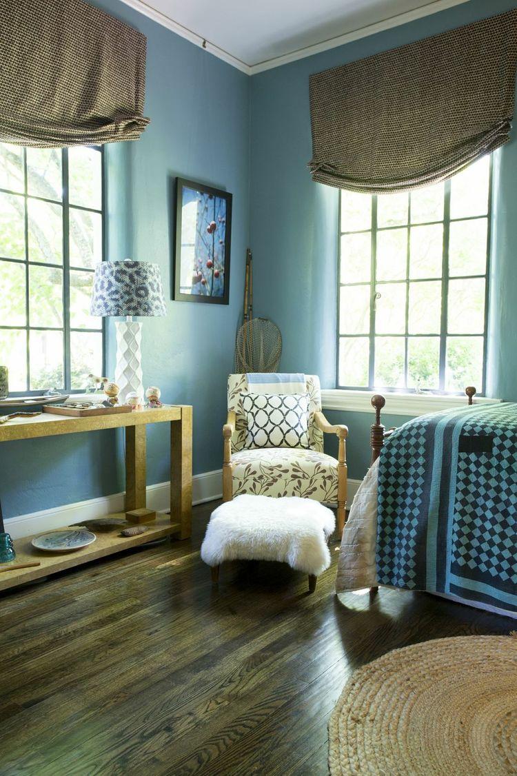 CLOTH & KIND :: Five Points Tudor Cottage, Boy's Bedroom.jpg