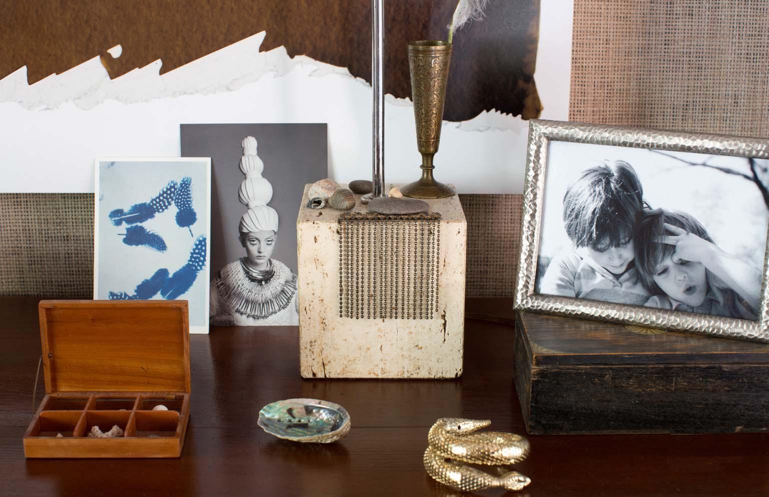 CLOTH & KIND :: Five Points Tudor Cottage, Desk Detail.jpg
