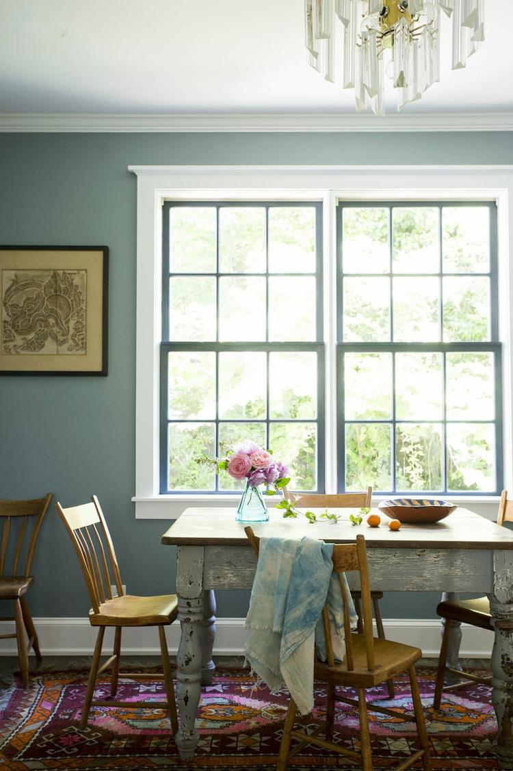 CLOTH & KIND :: Five Points Tudor Cottage, Dining Room.jpg