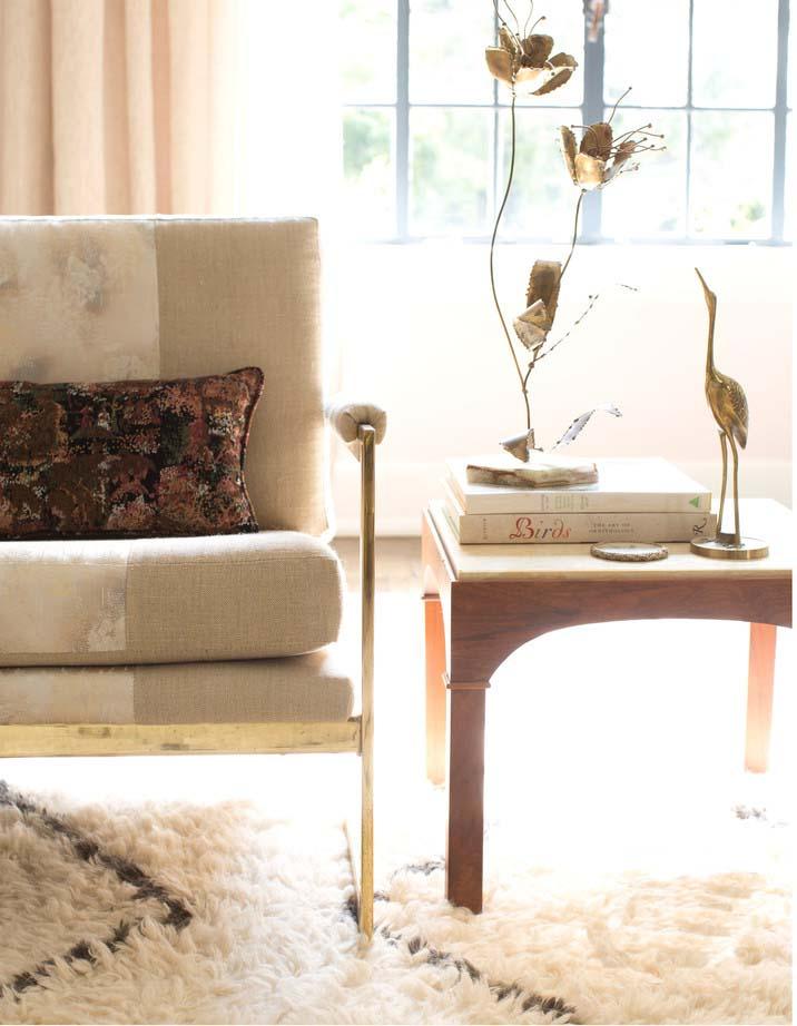 CLOTH & KIND :: Five Points Tudor Cottage, Living Room Chair Detail.jpg
