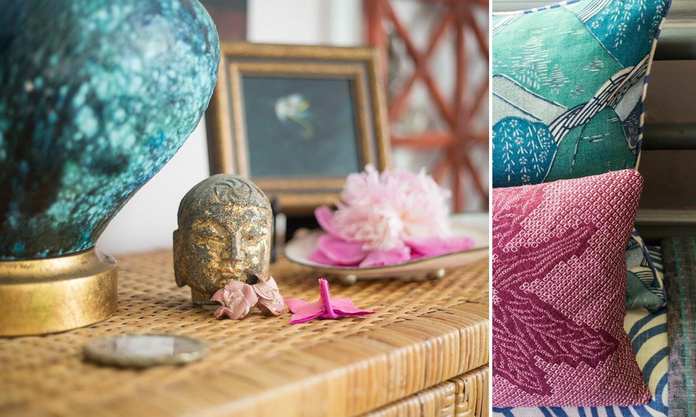 CLOTH & KIND :: Five Points Tudor Cottage, Living Room Detail.jpg