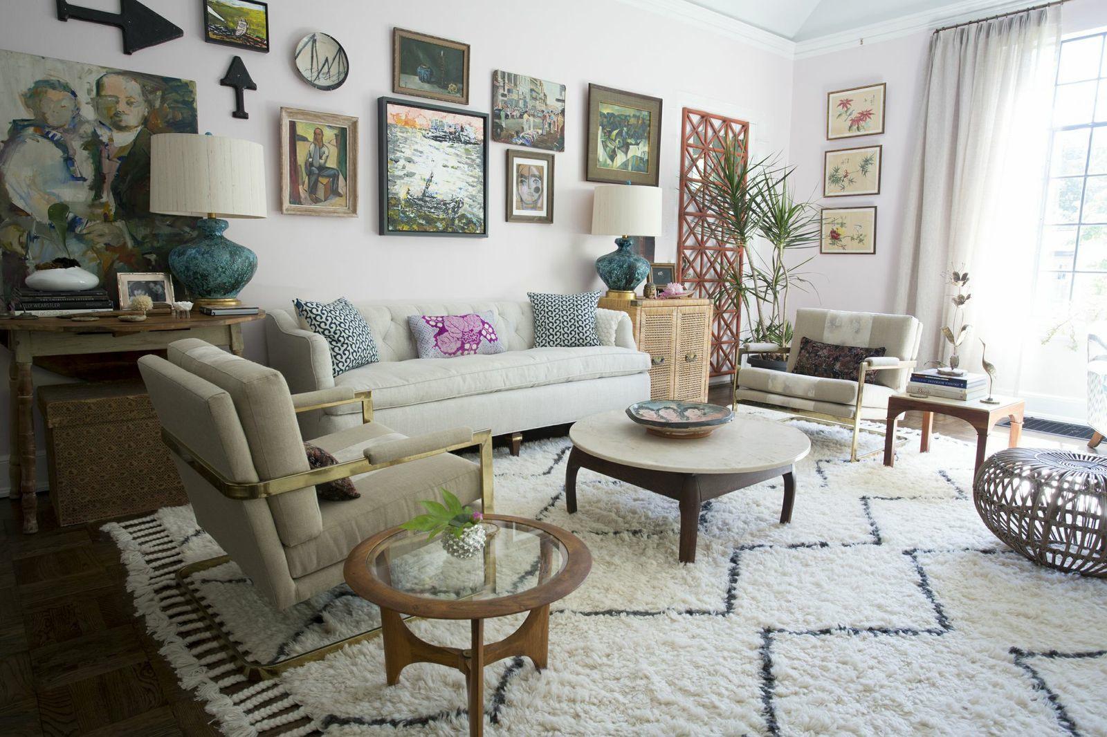 CLOTH & KIND :: Five Points Tudor Cottage, Living Room.jpg