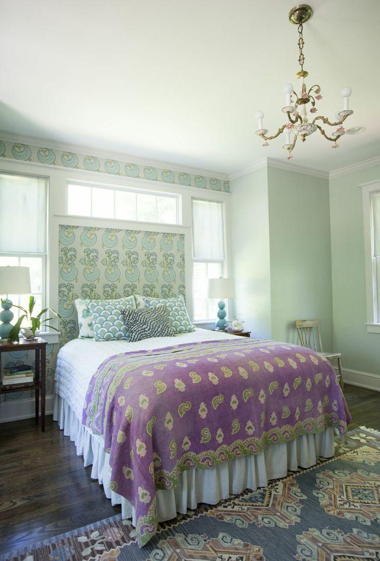 CLOTH & KIND :: Five Points Tudor Cottage, Master Bedroom.jpg