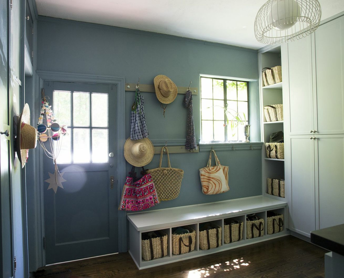 CLOTH & KIND :: Five Points Tudor Cottage, Mudroom.jpg