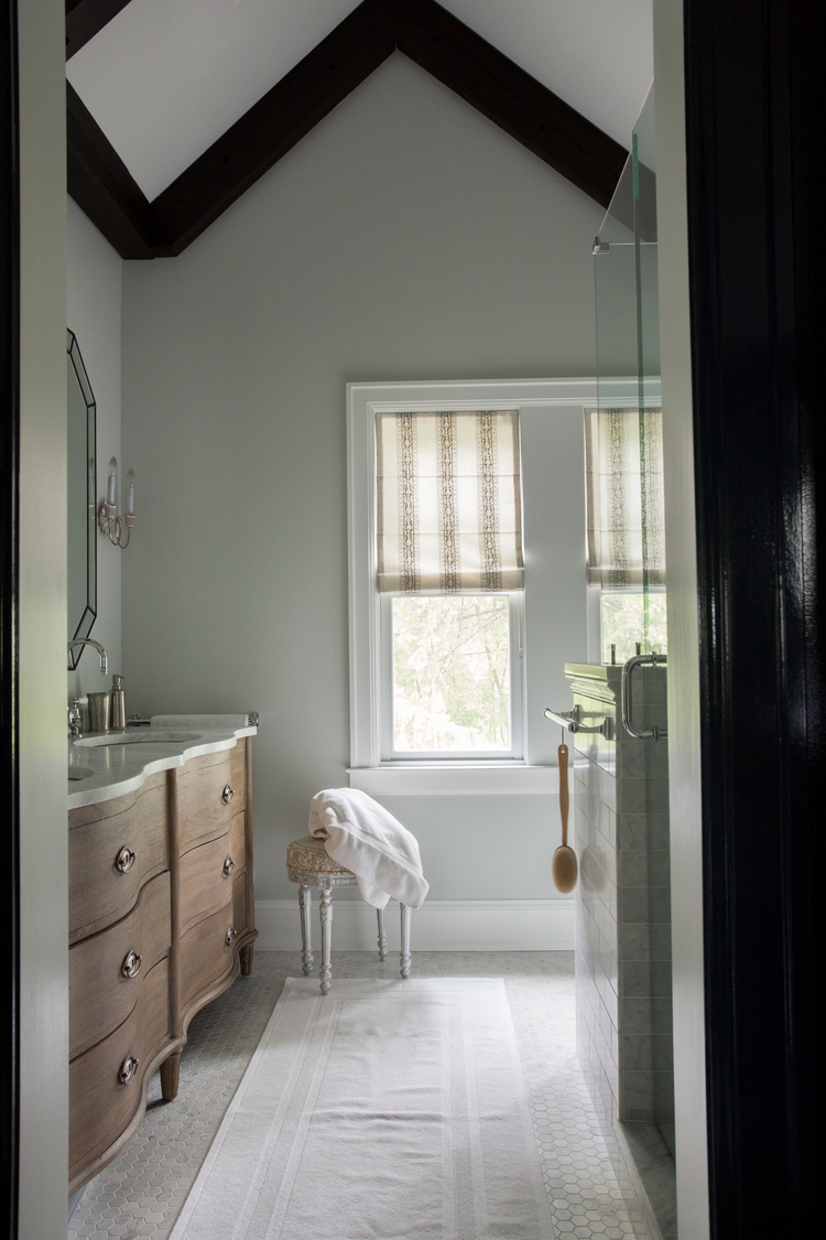 CLOTH & KIND :: Ann Arbor Hills English Cottage, Master Bathroom.jpg
