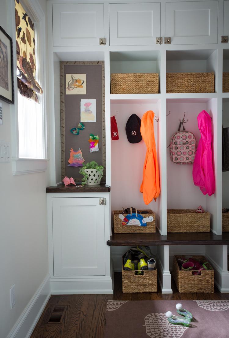 CLOTH & KIND :: Ann Arbor Hills English Cottage, Mudroom Detail.jpg