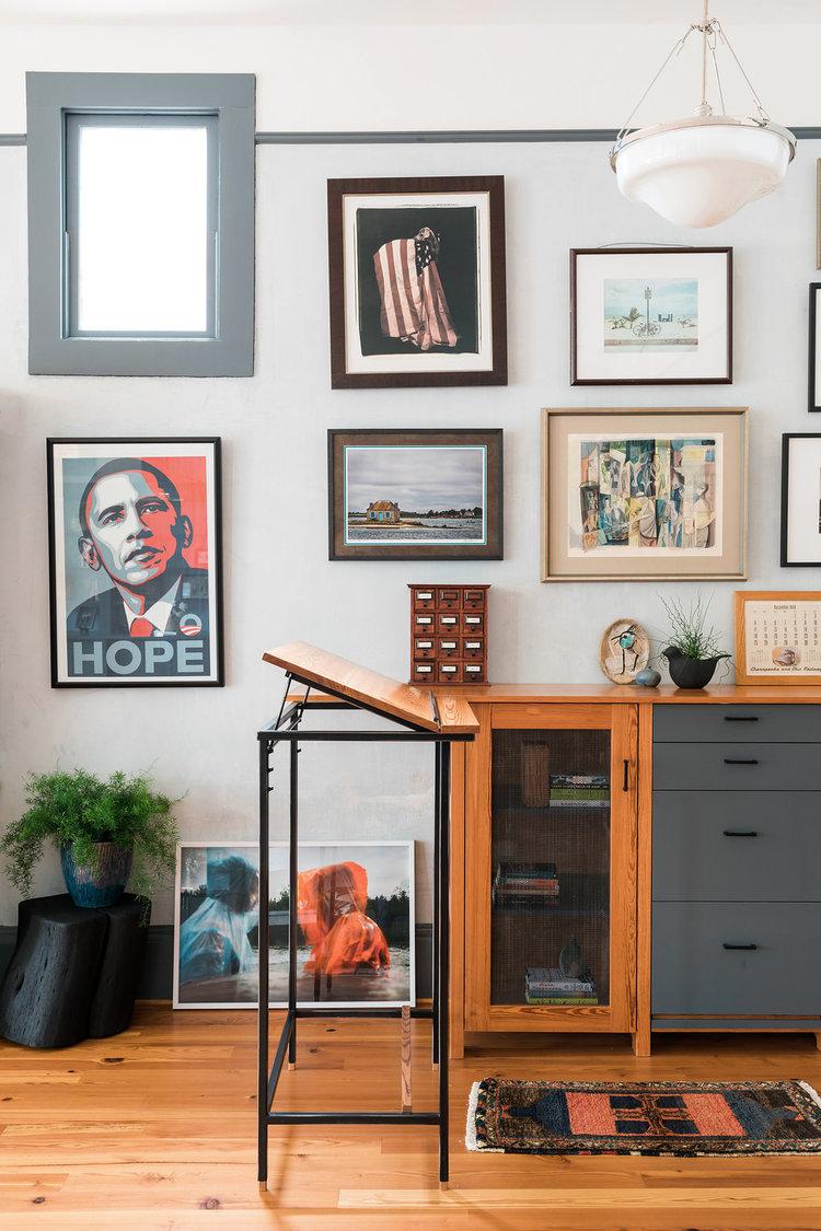 CLOTH & KIND :: Lyceum, Desk.jpg