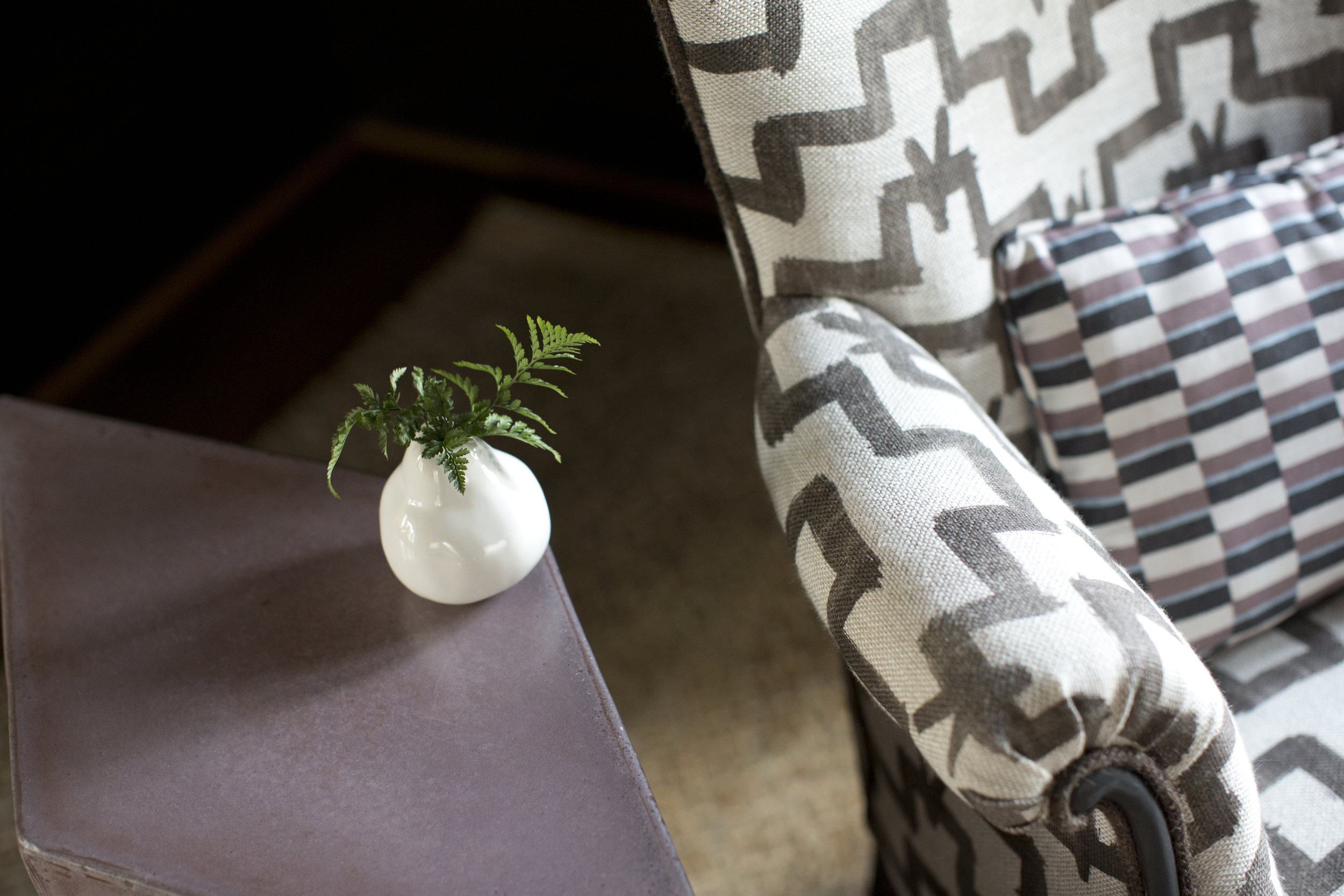 CLOTH & KIND :: Holiday Showhouse, Armchair Detail.jpg