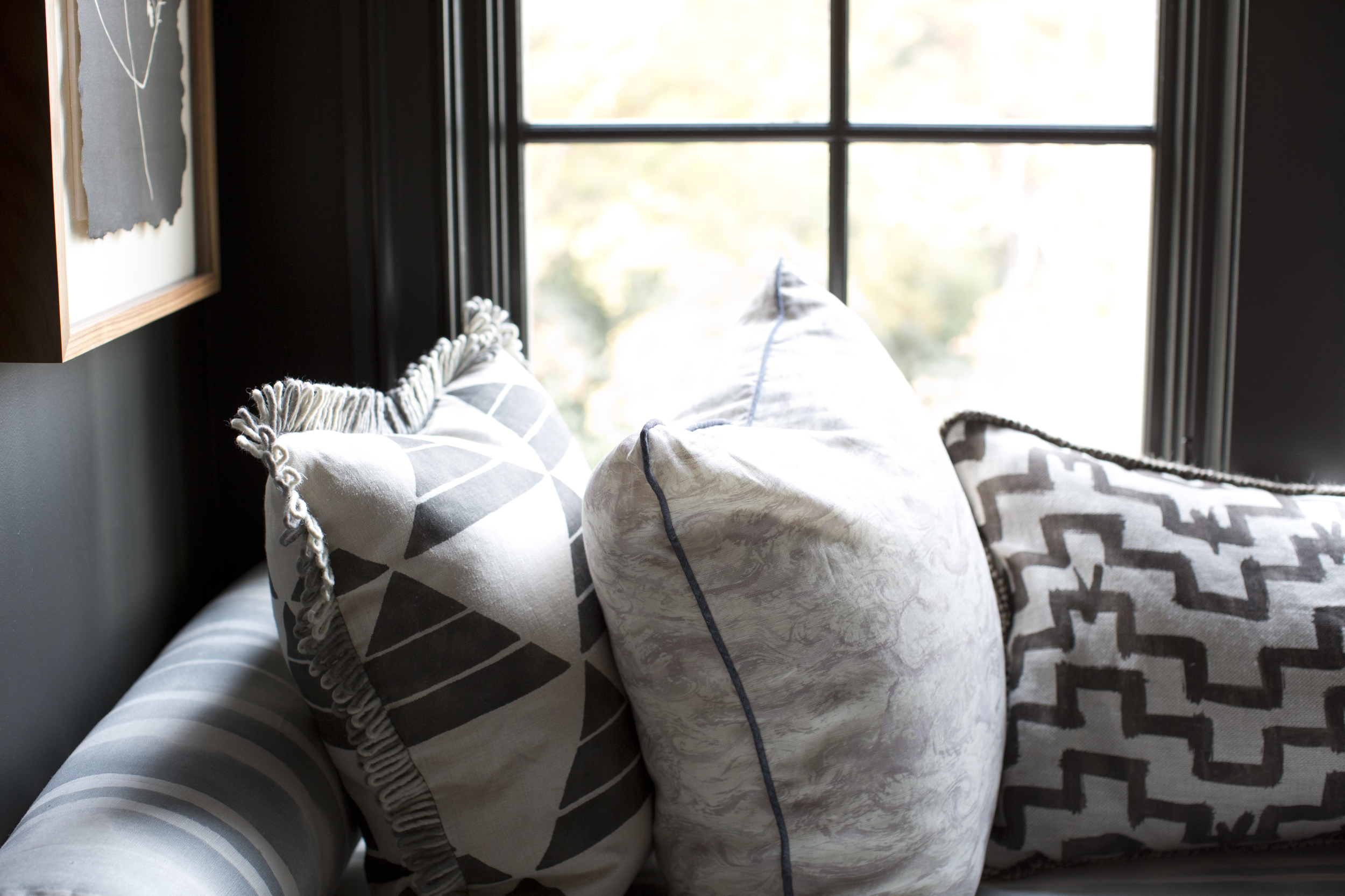 CLOTH & KIND :: Holiday Showhouse, Pillow Detail.jpg
