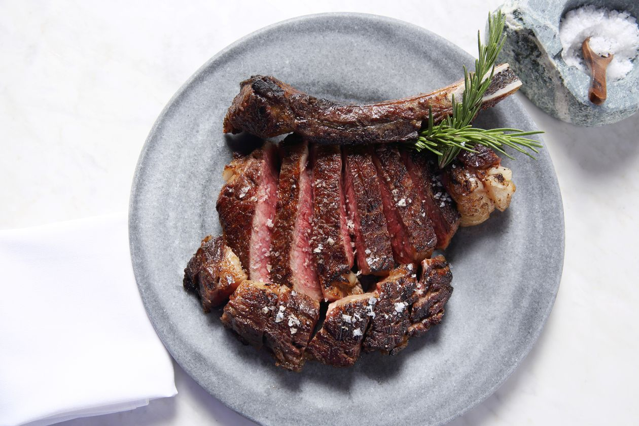 The new trend in steak isn't new at all—it's old beef, and it's delicious.    Wall Street Journal, August 5, 2019