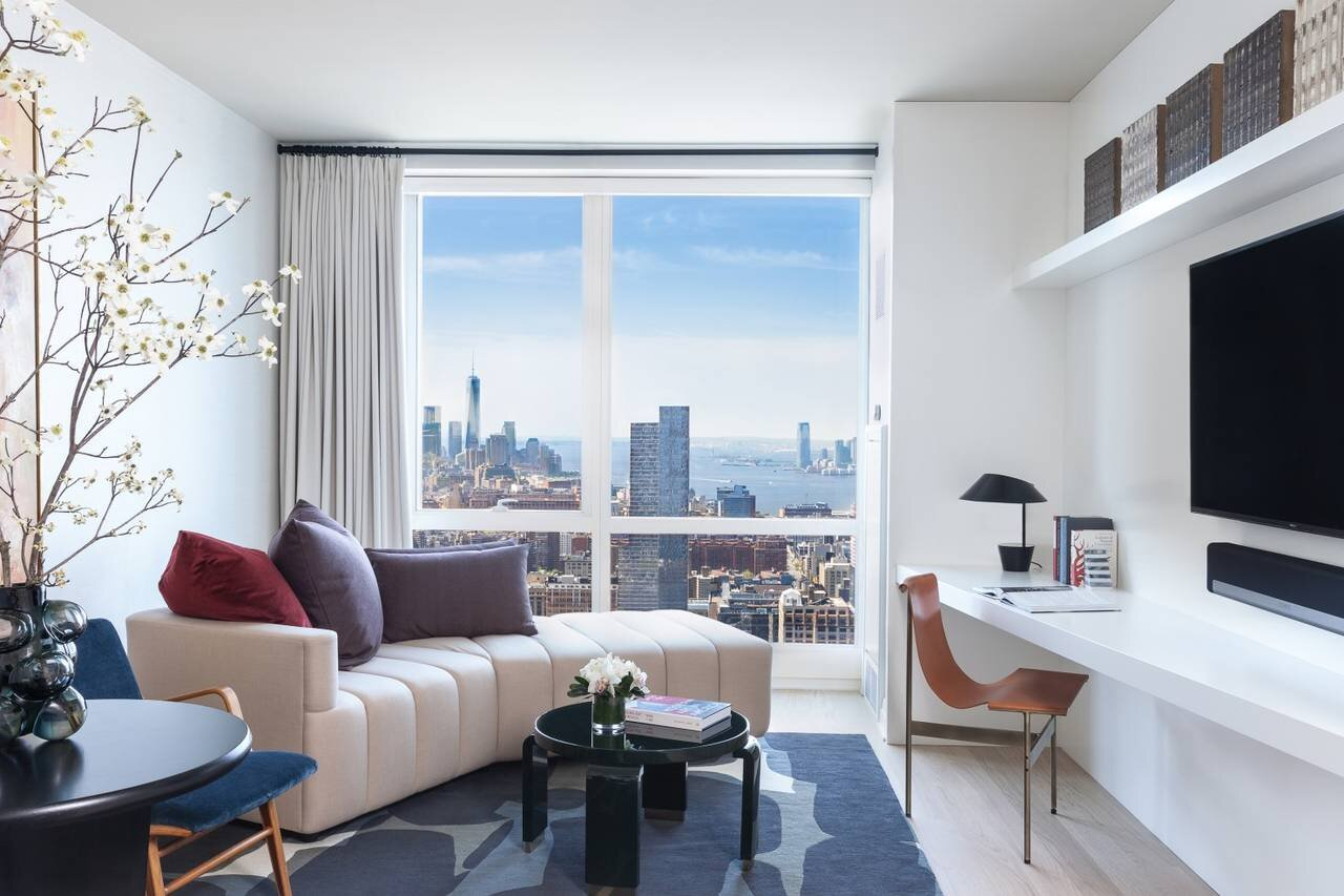 To sell out new condo developments faster and for more money, developers carefully curate model units in ways that go far beyond mere staging.    Wall Street Journal, October 19, 2017