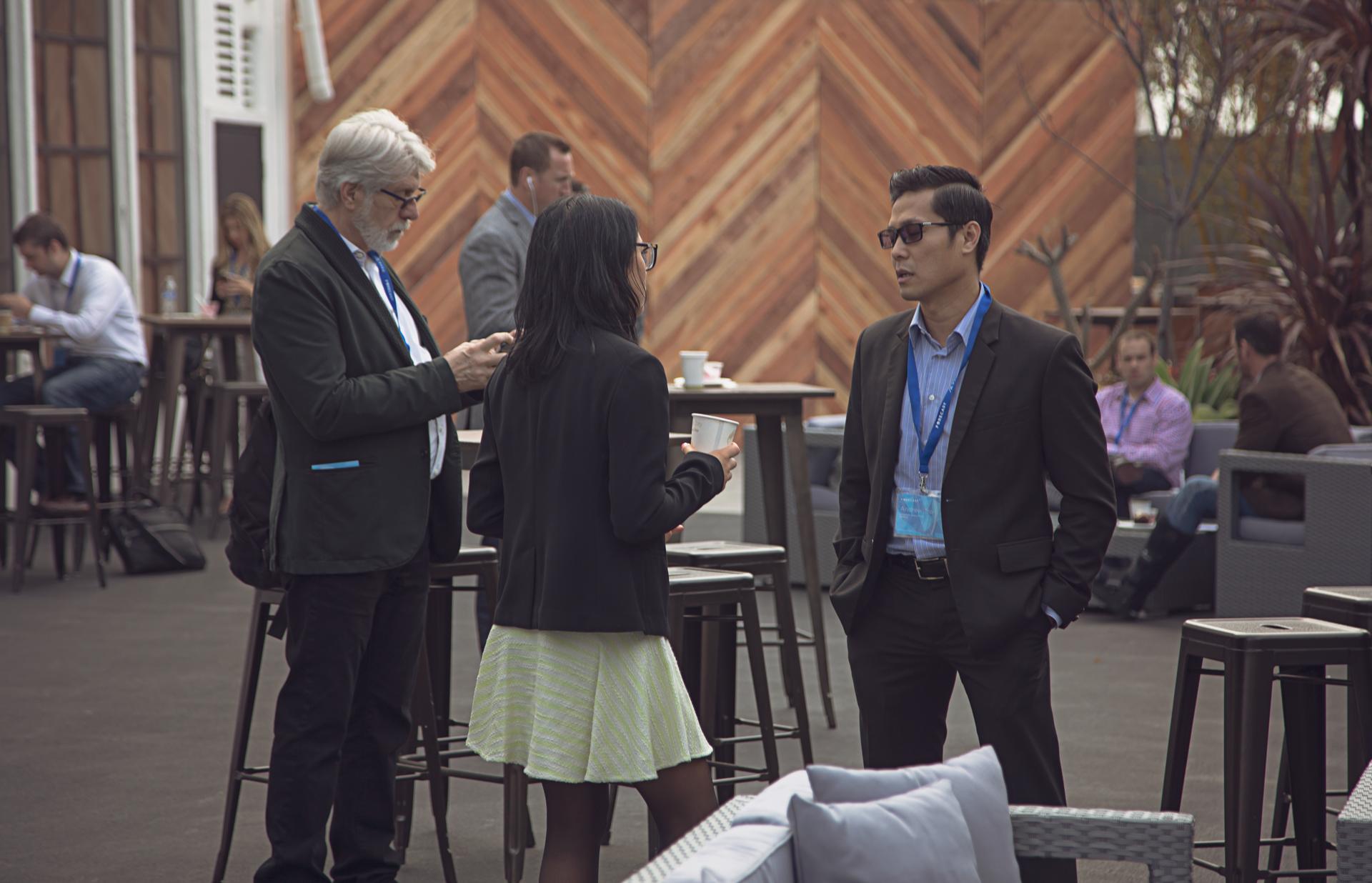 people-talking-outside-base-forecast-conference-san-francisco-patrick-sanders.jpg
