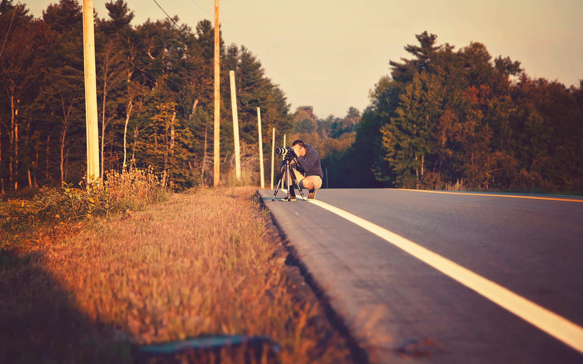 filming-sunrise-on-side-of-road-maine-parisleaf.jpg
