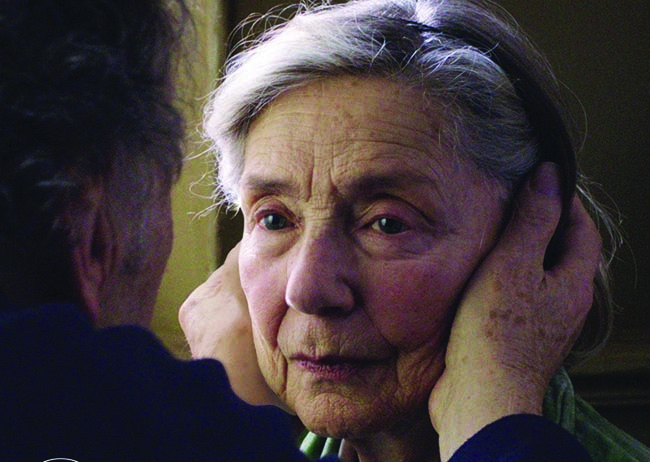 Michael Haneke's masterpiece Amour won the Oscar for Best Foreign Language Film in 2013