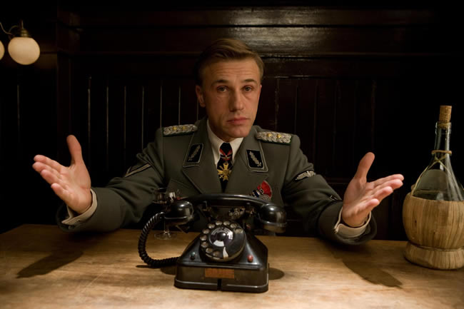 Christoph Waltz as Col. Hans Janda