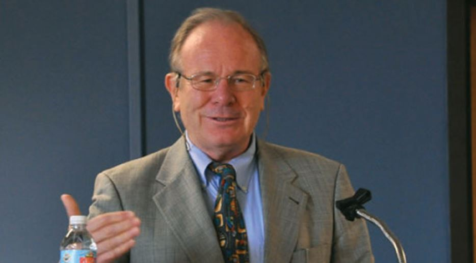 Peter Moser served as Austrian Ambassador to the U.S. from 1999 to 2003  (c) Kimberly Edwards