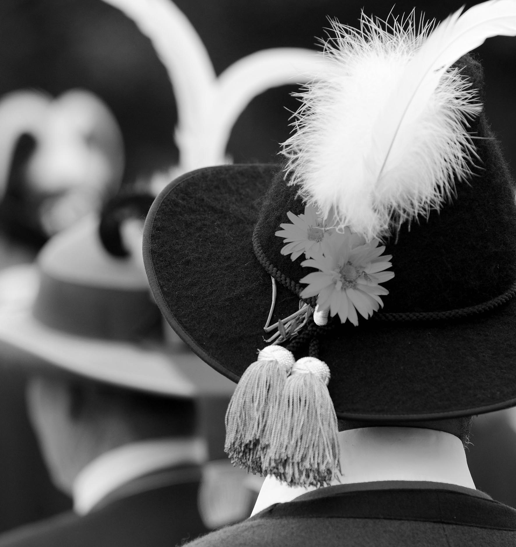 "The ""Schützen"" have a long tradition in the Tyrol ©Tirol Werbung/Aichner Bernhard"