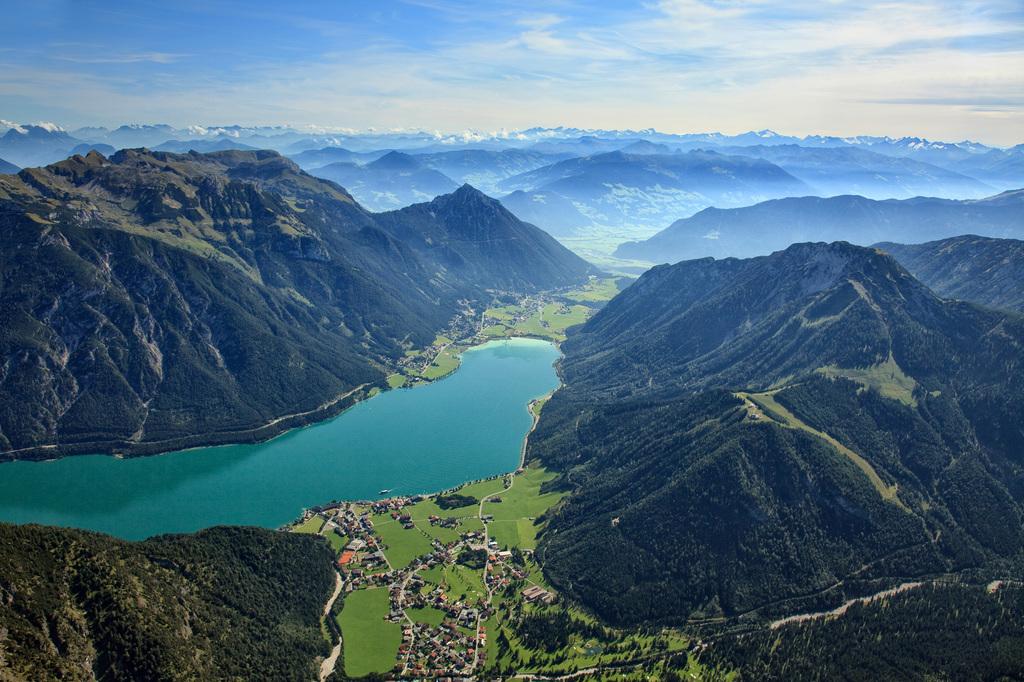 The Achensee in Tyrol ©Österreich Werbung/Homberger