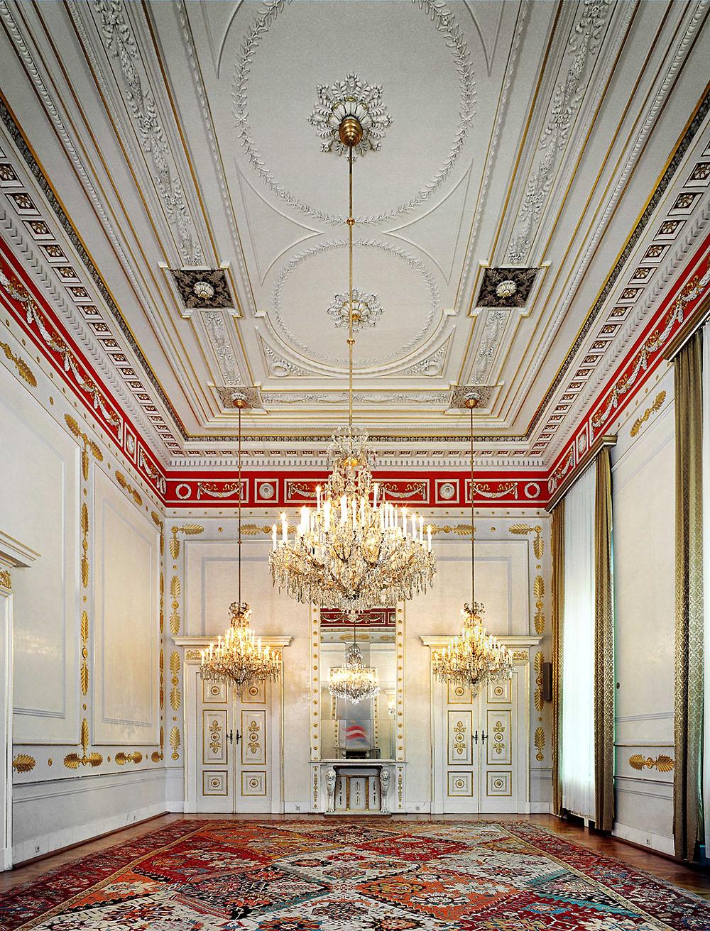 """The """"Kongressaal,""""venue of the Vienna Congress  (BKA/ Hubert Dimko)"""