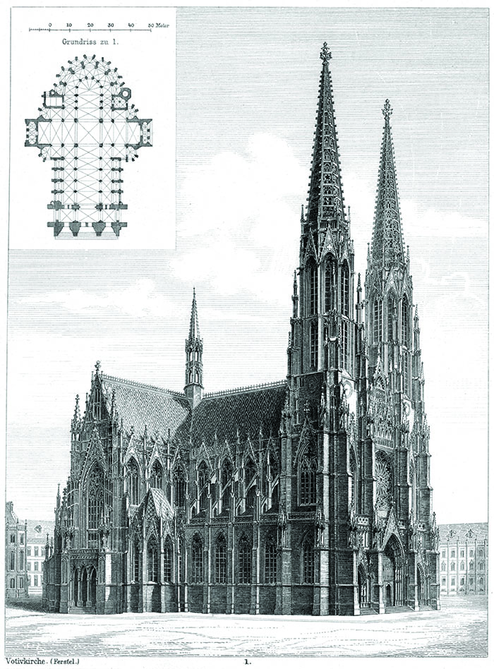 Votiv church  (Wikimedia)
