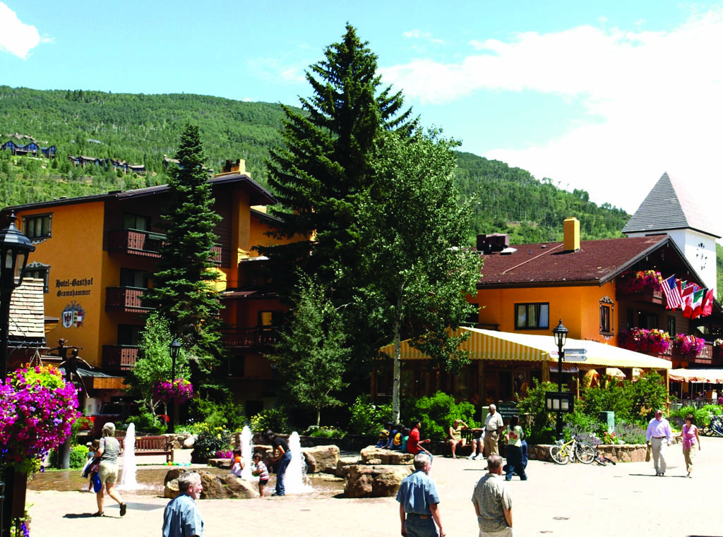 Gasthof Gramshammer in Vail, CO.  Photo: Gasthof Gramshammer