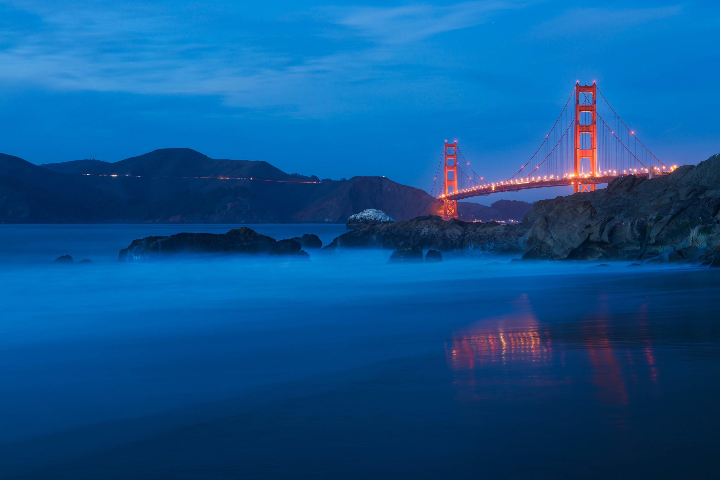 Golden Gate Bridge | San Francisco, California