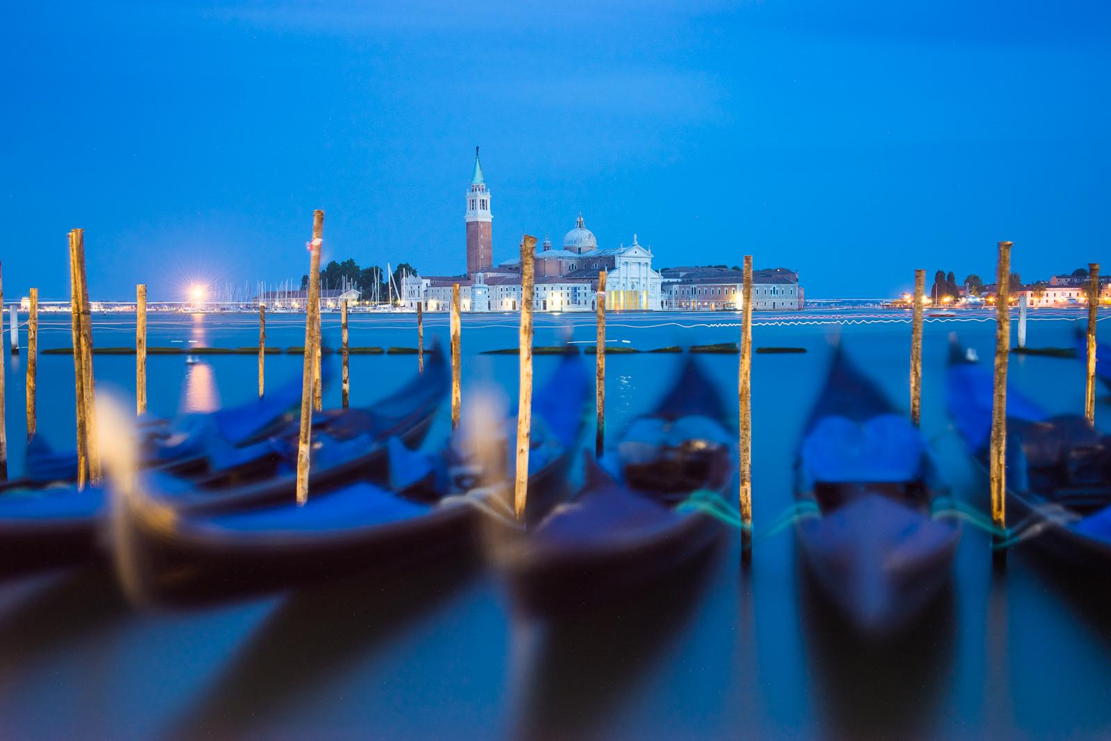 Gondolas | Venice, Italy