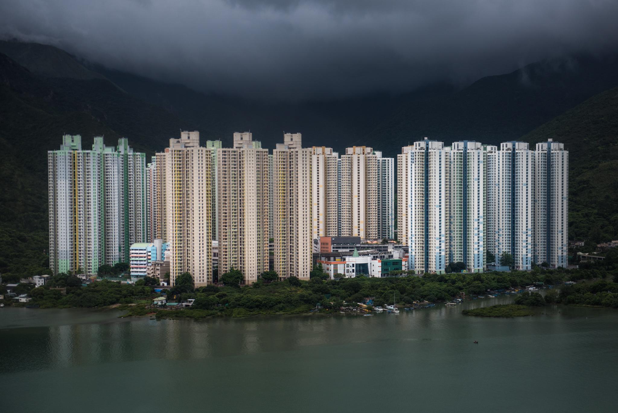 To Lantau Island | Hong Kong