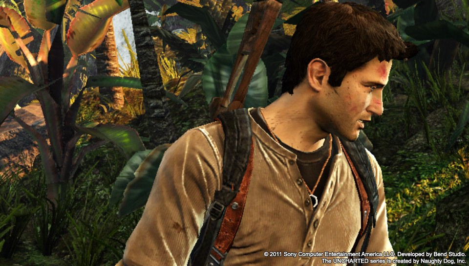 Uncharted: Golden Abyss Vita Review: Portable Drake Done Right