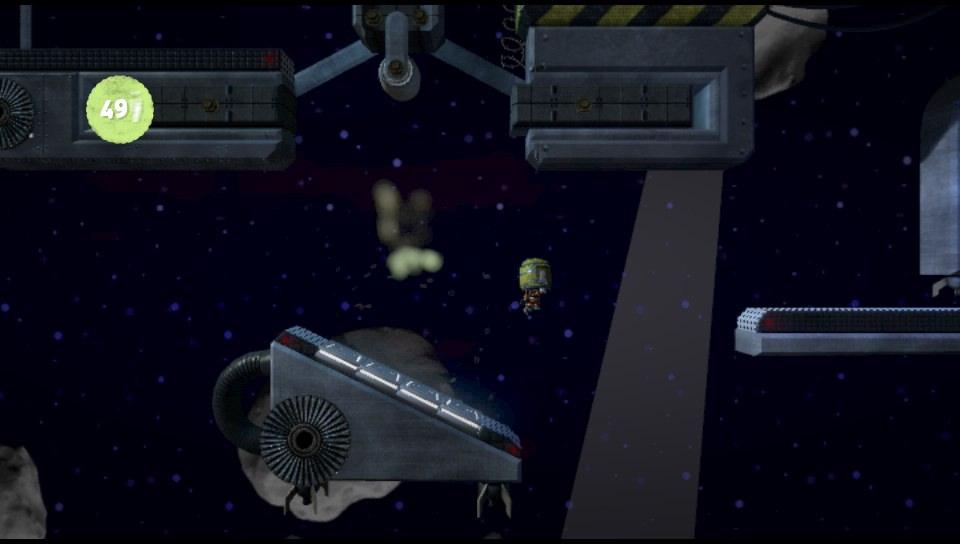 LittleBigPlanet 2 Cross Controller Pack DLC Review: PlayStation U