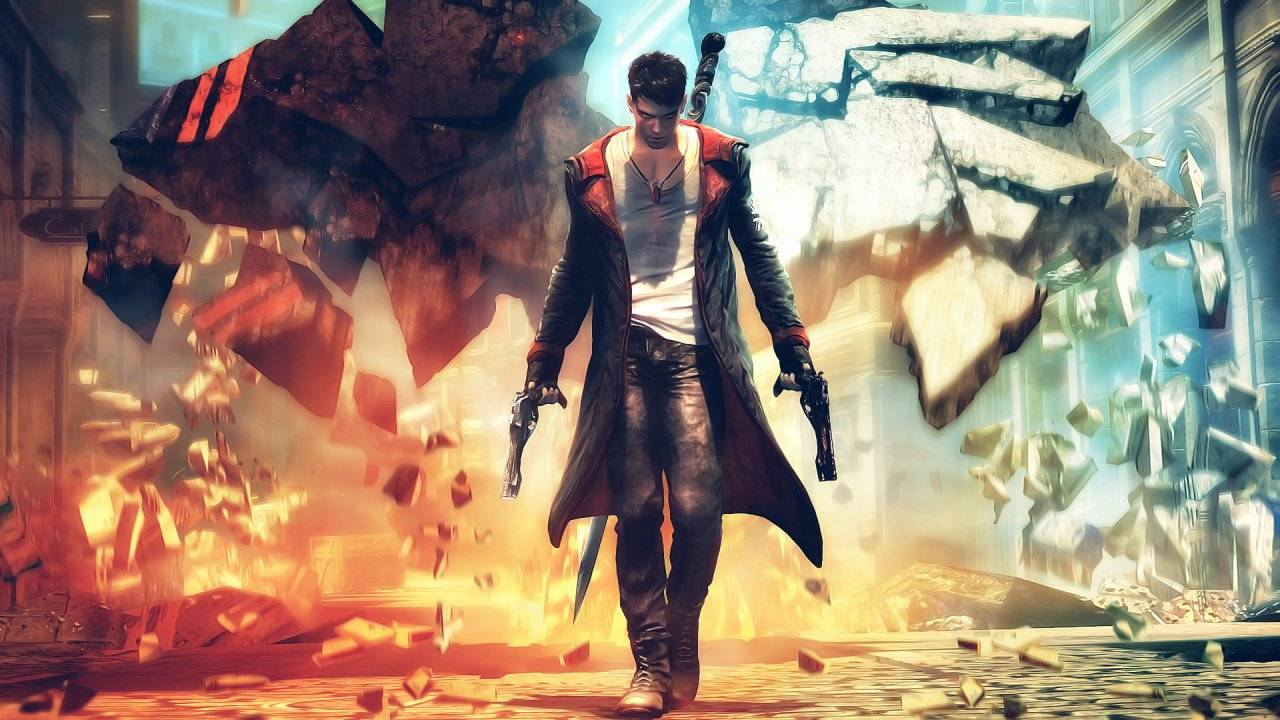 DMC: Devil May Cry Review: Thank Sparda, Dante's Back