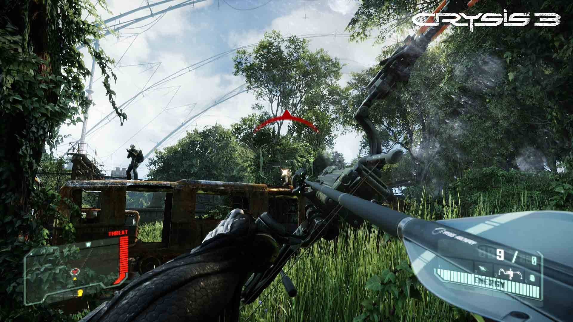 Crysis 3 Review: Cloak Disengaged