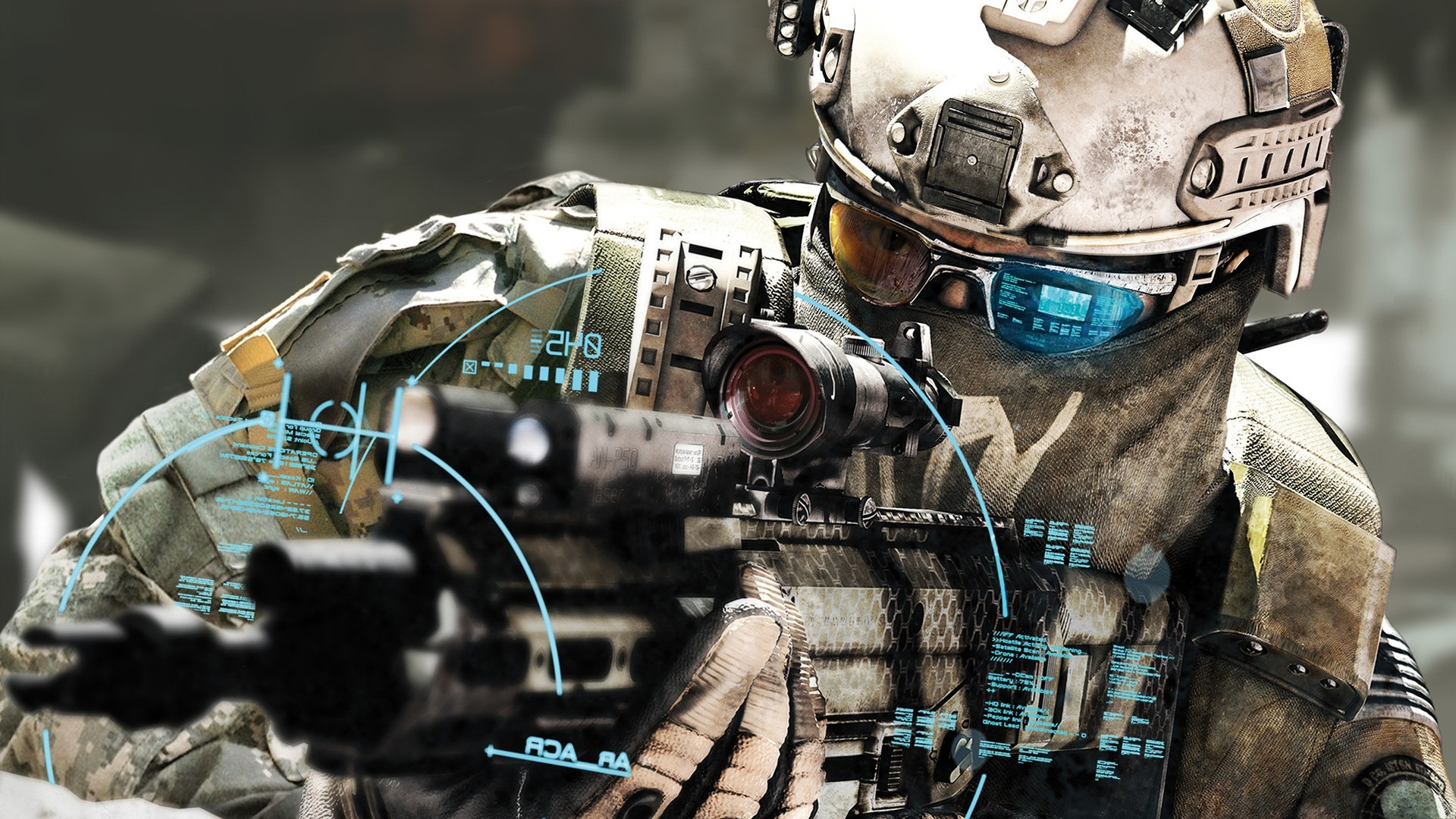 Tom Clancy's Ghost Recon: Future Soldier Review: Consider This a Ghost